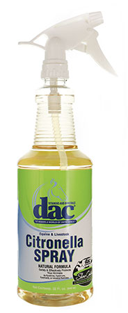 dac® Citronella Spray
