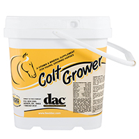 DAC Colt Grower ~ available in 5#, 20# & 40# sizes